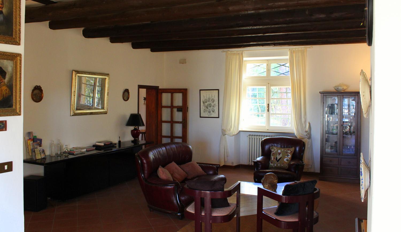 lovely estate villa serendipity tuscan coast living room