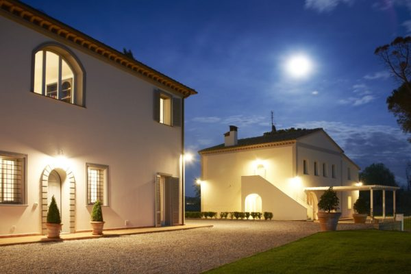 Villa Tartufo for sale between Pisa and Florence