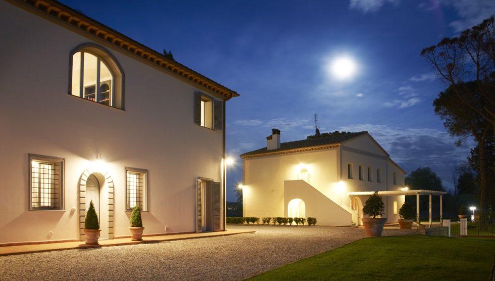 Villa Tartufo for sale between Pisa and Florence