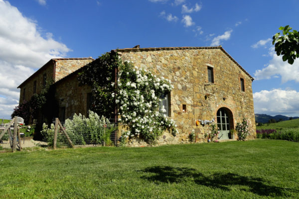 Country house and B&B for sale close to Montepulciano and Pienza