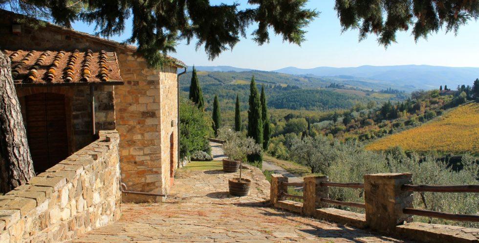 Cantina Chianti Riserva 7 Exclusive Winery in Sale in Chianti Classico