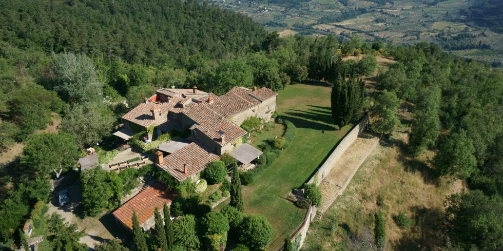 Casale Sulle Colline Toscana ancient country house for sale