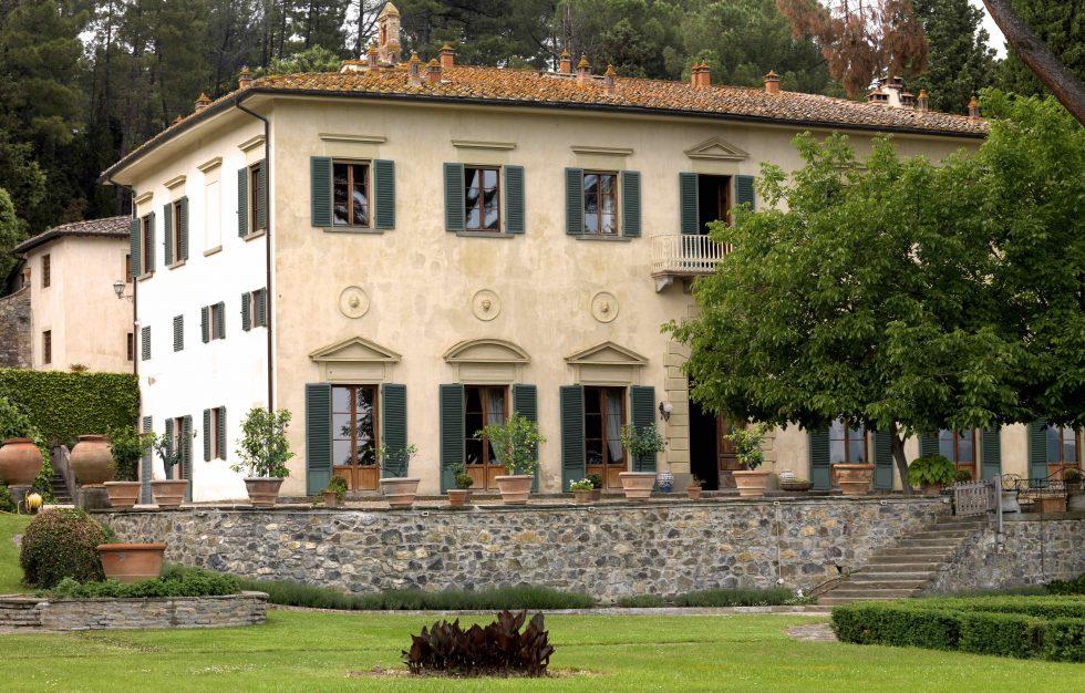 Prestige Villa for Rent in Florence