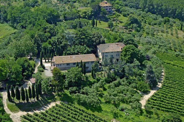 Winery Tuscany 1