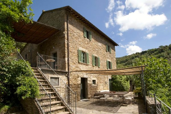 Villa Novella – Wonderful villa for rent close to Cortona