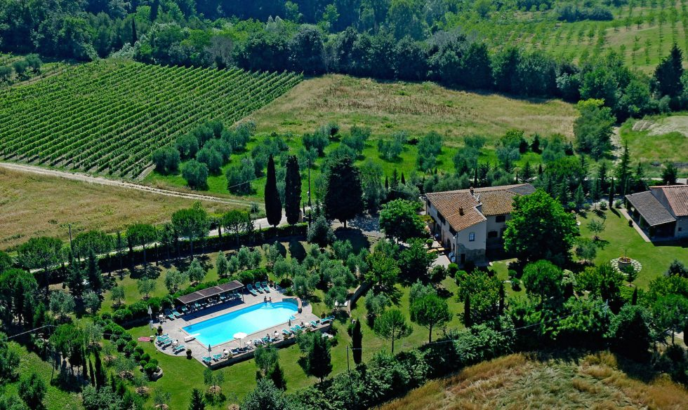 Agriturismo farmhouse for sale close to Pisa Siena and Florence