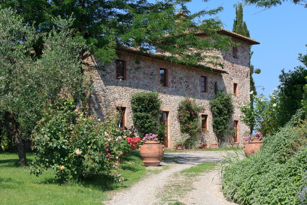 Winery and B&B for sale in Chianti close to Siena
