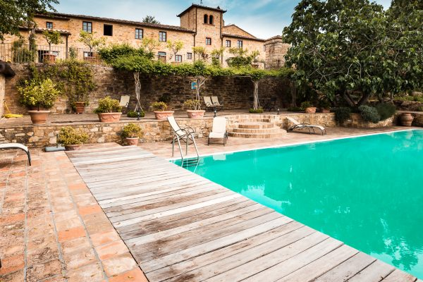 Winery for sale in Chianti close to Florence