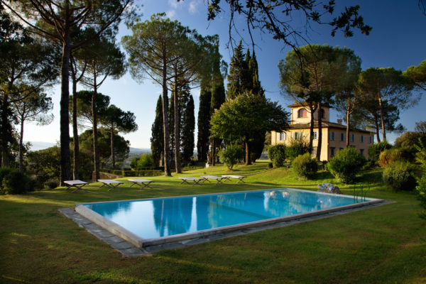 Villa for rent just outside Florence