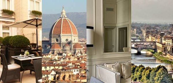 Boutique hotel for sale in Florence