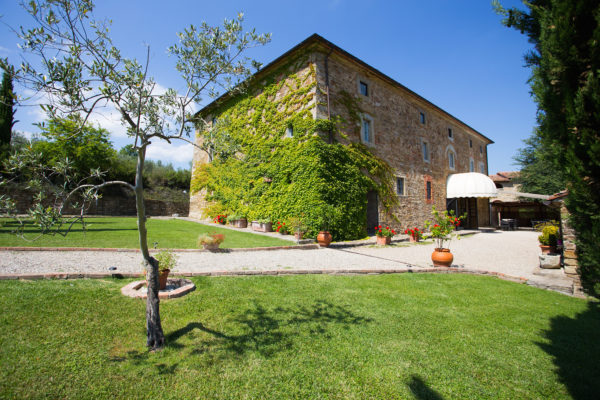 Property for sale near Arezzo by PreciousVillas9