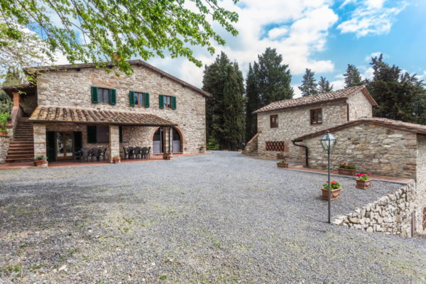 Villa Chiantigiana7