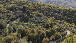 country estate for sale near Arezzo